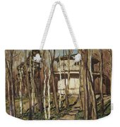 Arbour On The Mound Former Naydenovsky Park Moscow 1920 Apollinaris M Vasnetsov Weekender Tote Bag