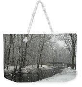 Arbuckle Bridge Weekender Tote Bag