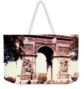 Arc De Triomphe 1955 Weekender Tote Bag