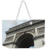 Arc De Triomphe, Paris, France Weekender Tote Bag