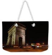 Arc Du Triomphe Paris Weekender Tote Bag
