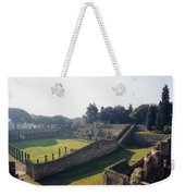 Arcaded Court Of The Gladiators Pompeii Weekender Tote Bag