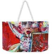 Arcadia Remixed Weekender Tote Bag