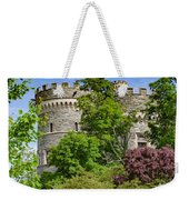 Arcadia University Castle - Glenside Pennsylvania Weekender Tote Bag