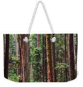 Arcata Forest Weekender Tote Bag