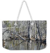 Arch And Reflections Weekender Tote Bag