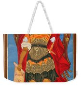 Arch Angel - St Michael Weekender Tote Bag by Bill Cannon
