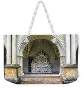 Arch At Fontevraud Abbey  Weekender Tote Bag