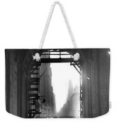 Arch At Grand Central Station Weekender Tote Bag