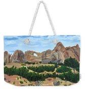 Arch In Landscape Weekender Tote Bag
