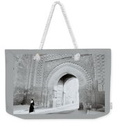Arch In The Casbah Weekender Tote Bag