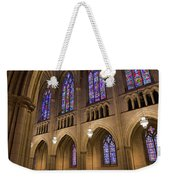 Arch In The Chapel Weekender Tote Bag