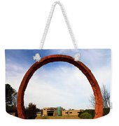 Arch Over Ncma Weekender Tote Bag