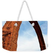Arch Over Trees Weekender Tote Bag