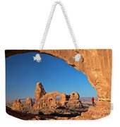 Arch Though An Arch Weekender Tote Bag