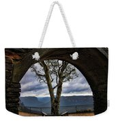 Arch Tree Weekender Tote Bag