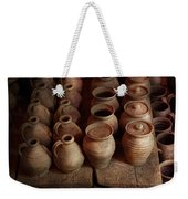 Archaeologist - Pottery - Today's Dig Was Amazing Weekender Tote Bag by Mike Savad