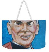 Archbishop Fulton J. Sheen Weekender Tote Bag