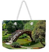 Arched Bridge Weekender Tote Bag
