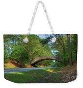 Arched Bridge Overpass  Weekender Tote Bag