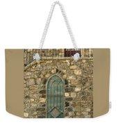 Arched Door And Window Weekender Tote Bag