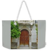 Arched Door Cadiz Weekender Tote Bag