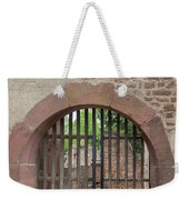 Arched Gate At Heidelberg Castle Weekender Tote Bag