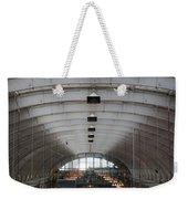 Arched Weekender Tote Bag