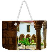 Arched View Weekender Tote Bag