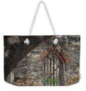 Arched Way Weekender Tote Bag