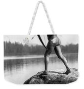 Archery: Nootka Indian Weekender Tote Bag