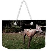 Archery Season Weekender Tote Bag