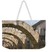 Arches And Columns Weekender Tote Bag
