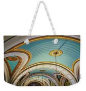 Arches And Curves - Capitol Building - Missouri Weekender Tote Bag