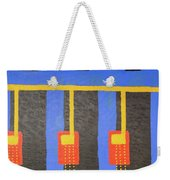 Arches And Night Blooming Vine Weekender Tote Bag