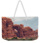 Arches Formation 22 Weekender Tote Bag