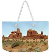 Arches Formation 33 Weekender Tote Bag