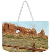 Arches Formation 35 Weekender Tote Bag