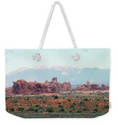 Arches National Park 19 Weekender Tote Bag