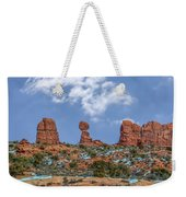 Arches National Park 3 Weekender Tote Bag