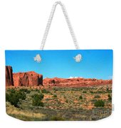 Arches National Park In Moab, Utah Weekender Tote Bag