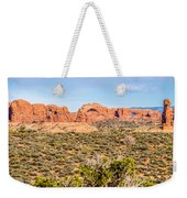 Arches National Park  Moab  Utah  Usa Weekender Tote Bag