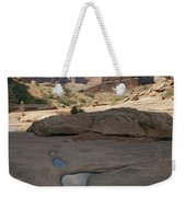 Arches National Park Park Avenue  Weekender Tote Bag