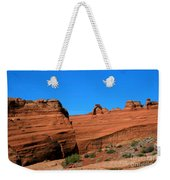 Arches National Park, Utah Usa - Delicate Arch Weekender Tote Bag