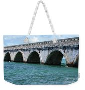 Arches Of The Bridge Weekender Tote Bag