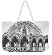 Arches Over The Court Weekender Tote Bag