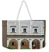Arches Through The Arch Weekender Tote Bag