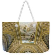 Architectural Artistry Within The Vatican Museum In The Vatican City Weekender Tote Bag