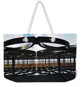 Architectural Detail Abstract Weekender Tote Bag