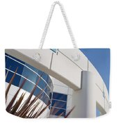 Architectural Detail One Weekender Tote Bag